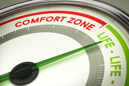arrêt d'alimentation confort