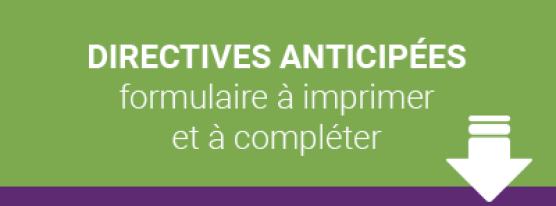 directives anticipées